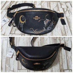 COACH x CHELSEA TATTOO belt bag